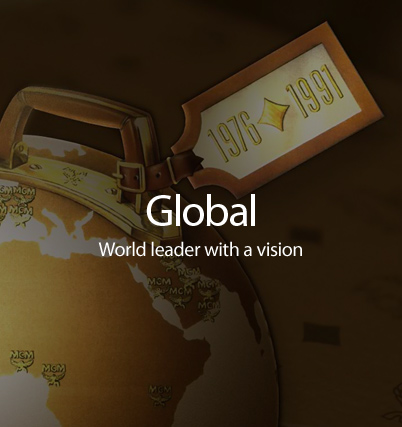 GLOBAL - As a global leader